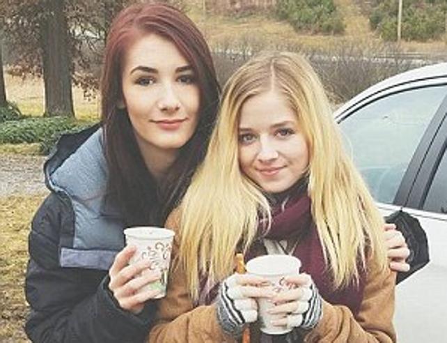 Jackie e Juliet Evancho Due sorelle «dannatamente» normali