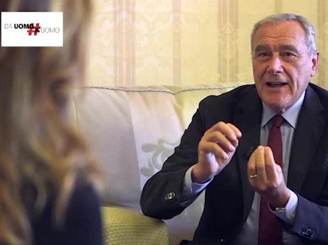 Pietro Grasso: «Femminicidi, sui giudici inerti tocca al Csm»