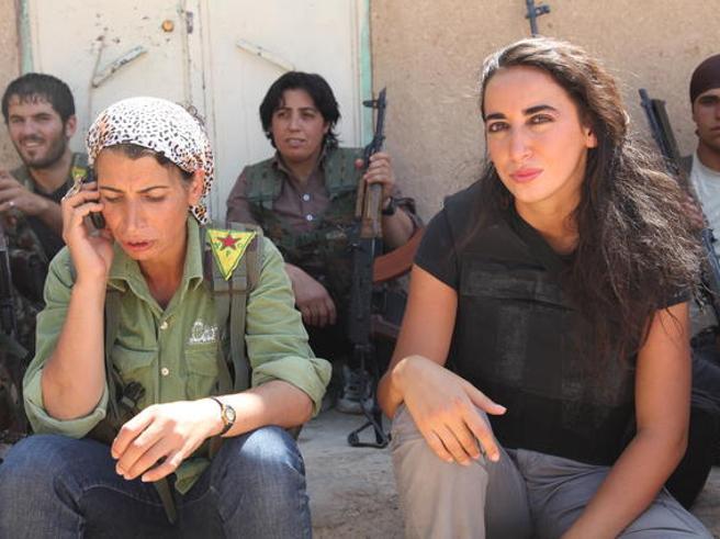 Io, reporter non intervisto i reduci dell'Isis