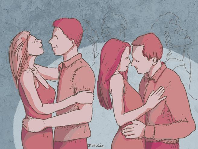 Se il tradimento rafforza la coppia